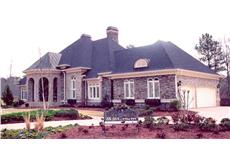 Main image for house plan # 14311