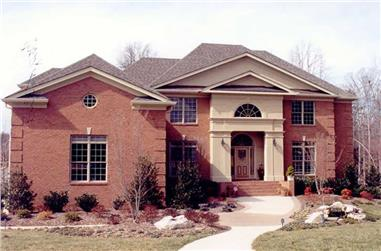 Main image for house plan # 14306