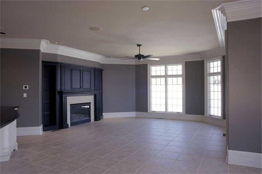 INTERIOR PHOTO of this 4-Bedroom,4041 Sq Ft Plan -4041