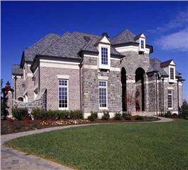 House Plan #106-1167