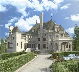 House Plan #106-1171