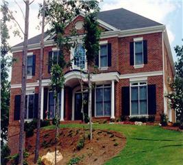 House Plan #106-1176