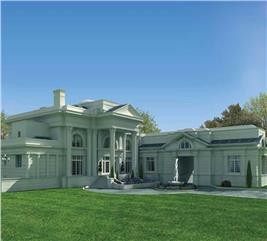 House Plan #106-1179