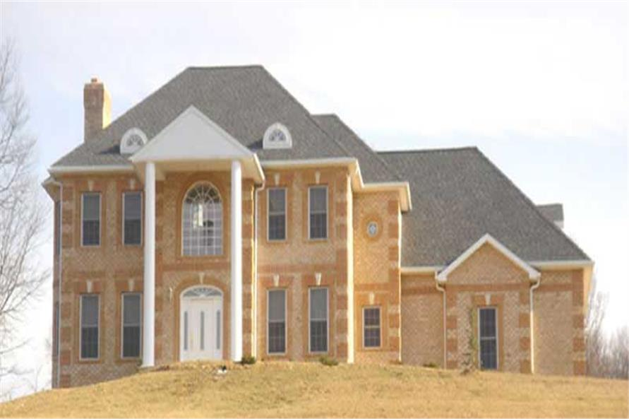 EXTERIOR PHOTO of this 4-Bedroom,2996 Sq Ft Plan -2996
