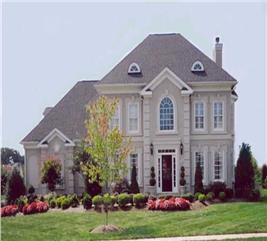 House Plan #106-1181