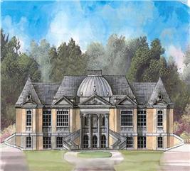 House Plan #106-1182