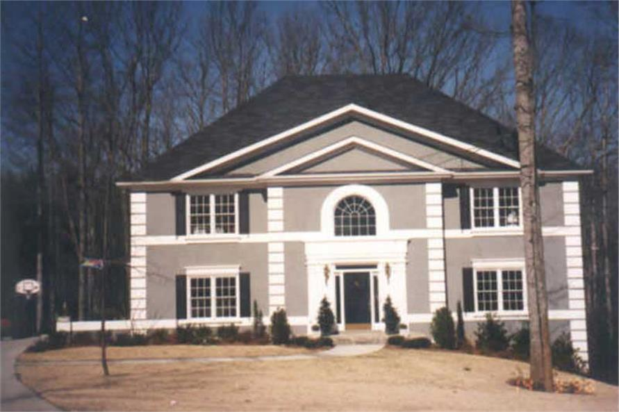 EXTERIOR PHOTO of this 4-Bedroom,2663 Sq Ft Plan -2663