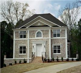 House Plan #106-1183