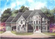 View house Plan#106-1184