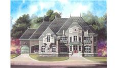 Main image for house plan # 14319