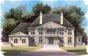 View house Plan#106-1185