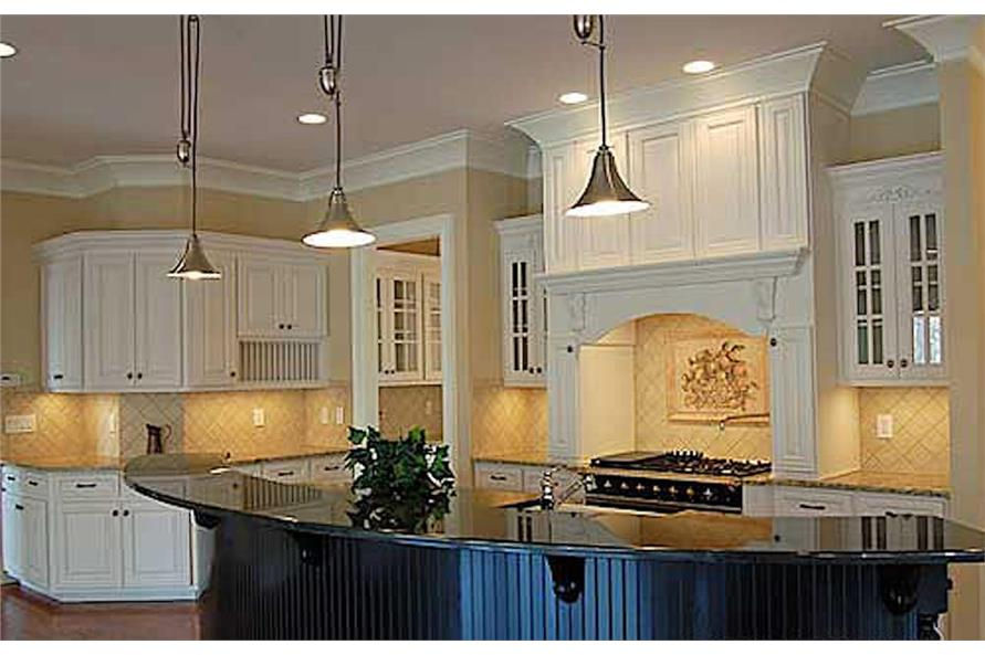 Kitchen of this 5-Bedroom,5691 Sq Ft Plan -106-1185