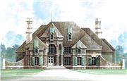 View house Plan#106-1186