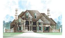 Main image for house plan # 14316