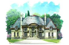 Main image for house plan # 14315