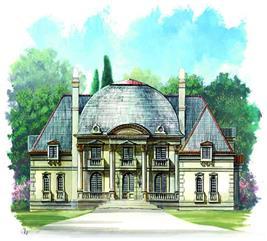 House Plan #106-1187