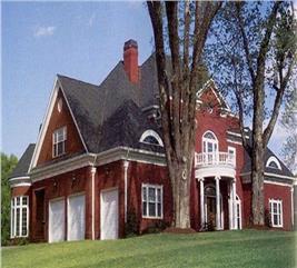 House Plan #106-1188