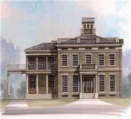 House Plan #106-1191