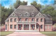 View house Plan#106-1192