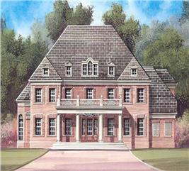 House Plan #106-1192