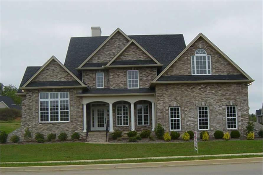 EXTERIOR PHOTO of this 4-Bedroom,2773 Sq Ft Plan -2773
