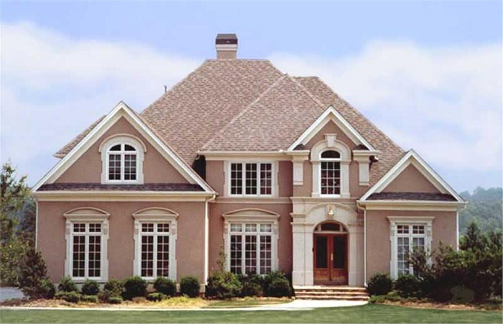 Main image for house plan # 14290