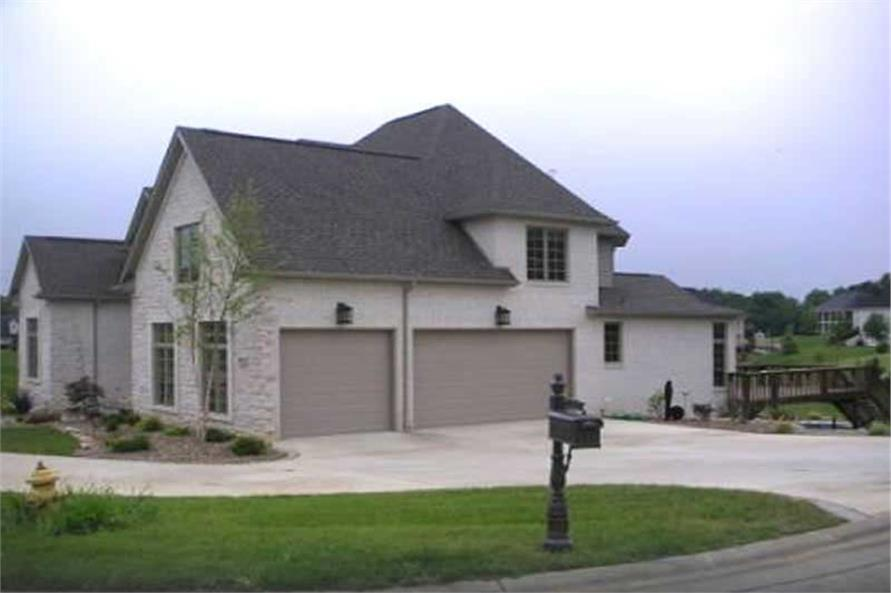 EXTERIOR PHOTO of this 4-Bedroom,3065 Sq Ft Plan -3065