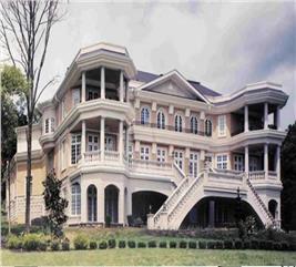 House Plan #106-1196
