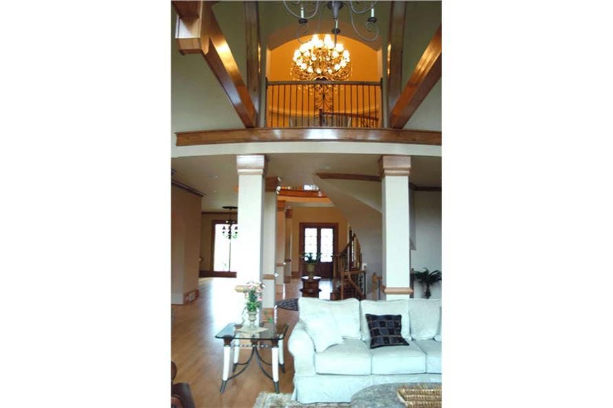 INTERIOR PHOTO of this 5-Bedroom,6079 Sq Ft Plan -6079
