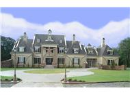 Main image for house plan # 14322
