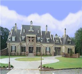 House Plan #106-1218