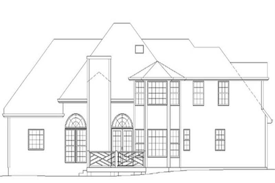 House Plan #106-1222