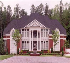 House Plan #106-1223