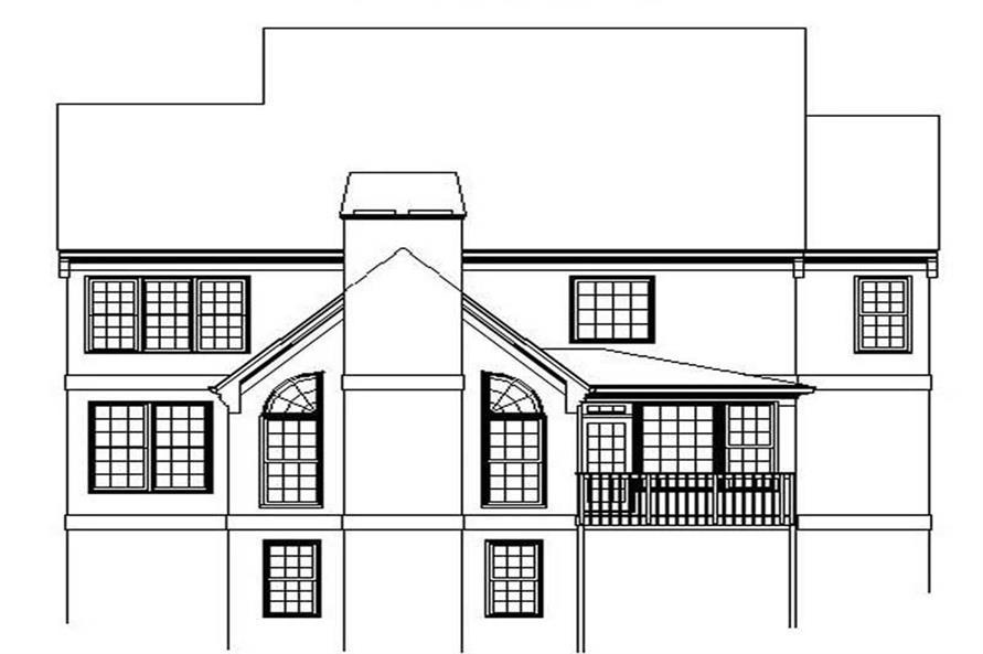 House Plan #106-1224