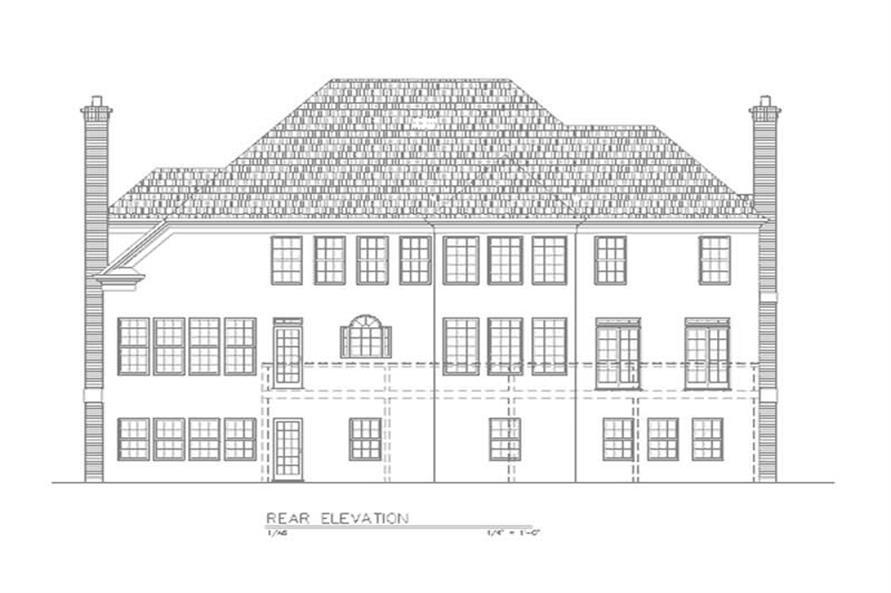 House Plan #106-1227