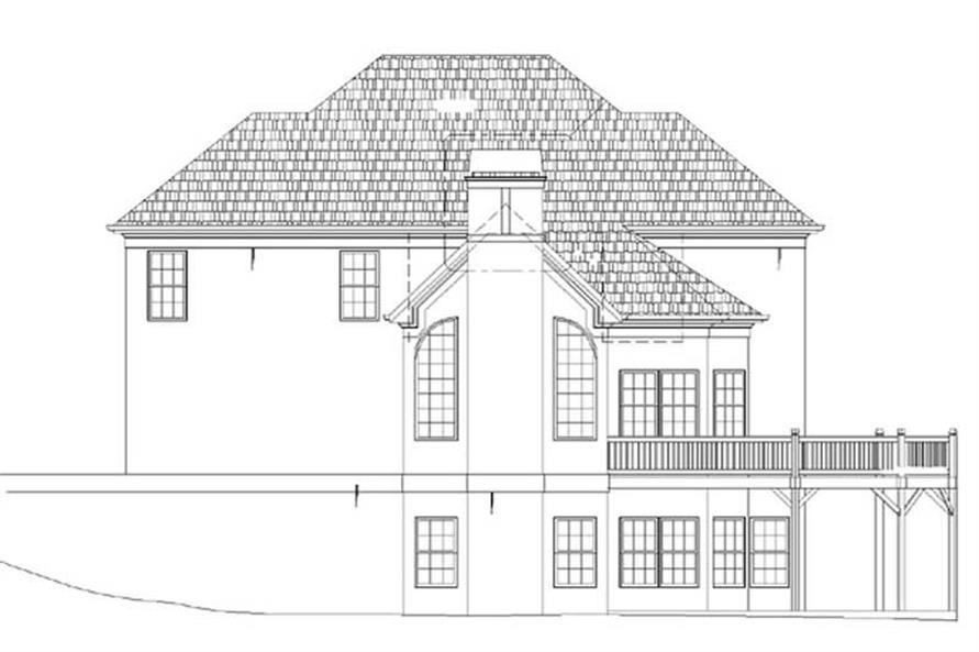 House Plan #106-1228