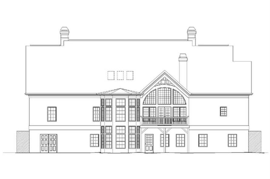 House Plan #106-1229