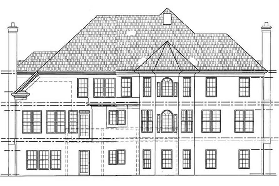 House Plan #106-1230