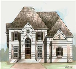 House Plan #106-1232