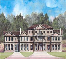 House Plan #106-1234
