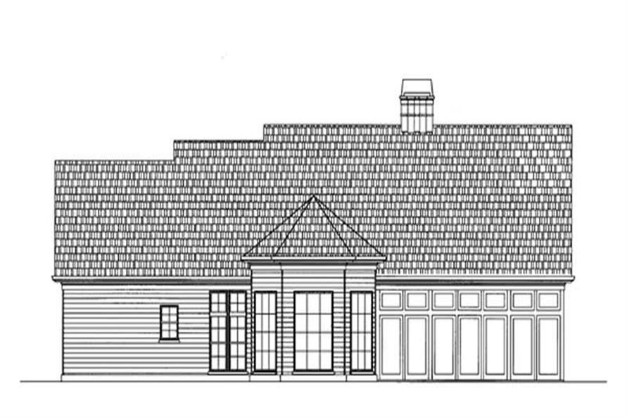 House Plan #106-1242