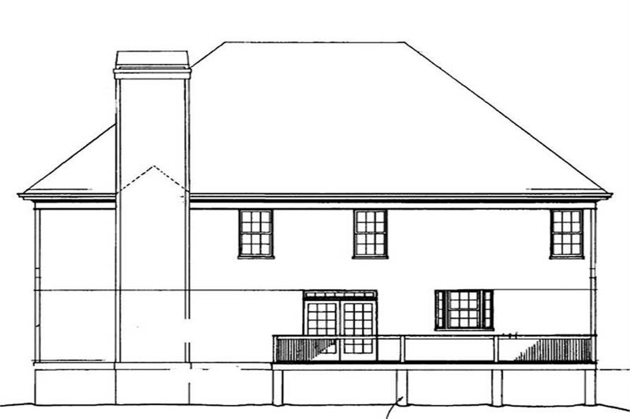 House Plan #106-1244