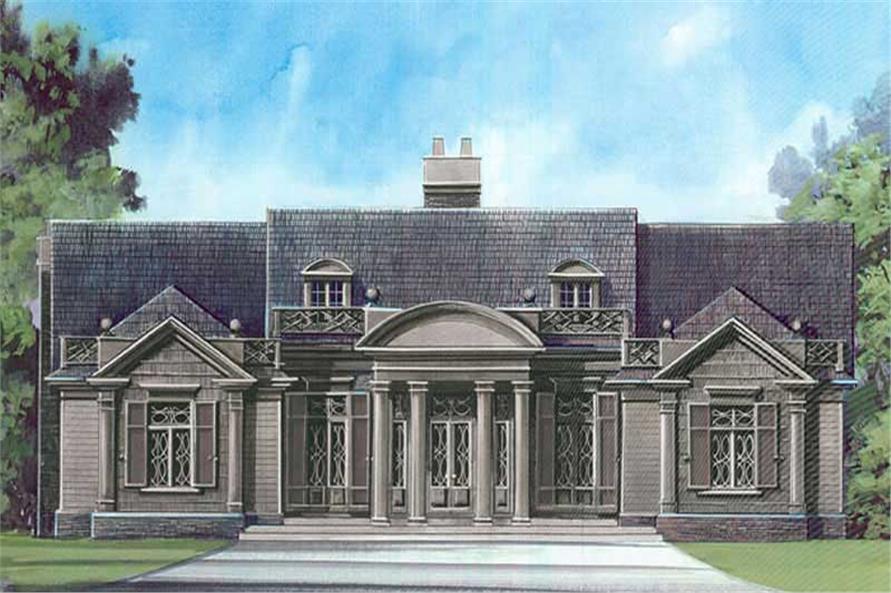 House Plan #106-1249