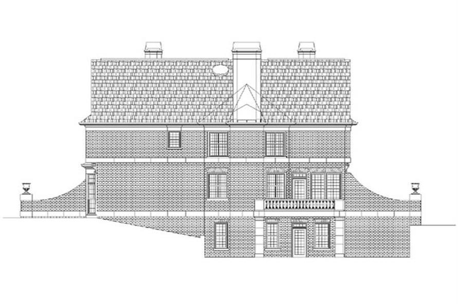 House Plan #106-1251