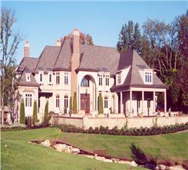 House Plan #106-1255
