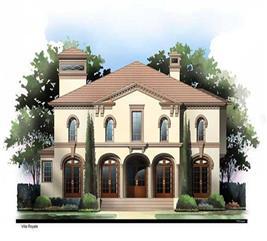 House Plan #106-1258