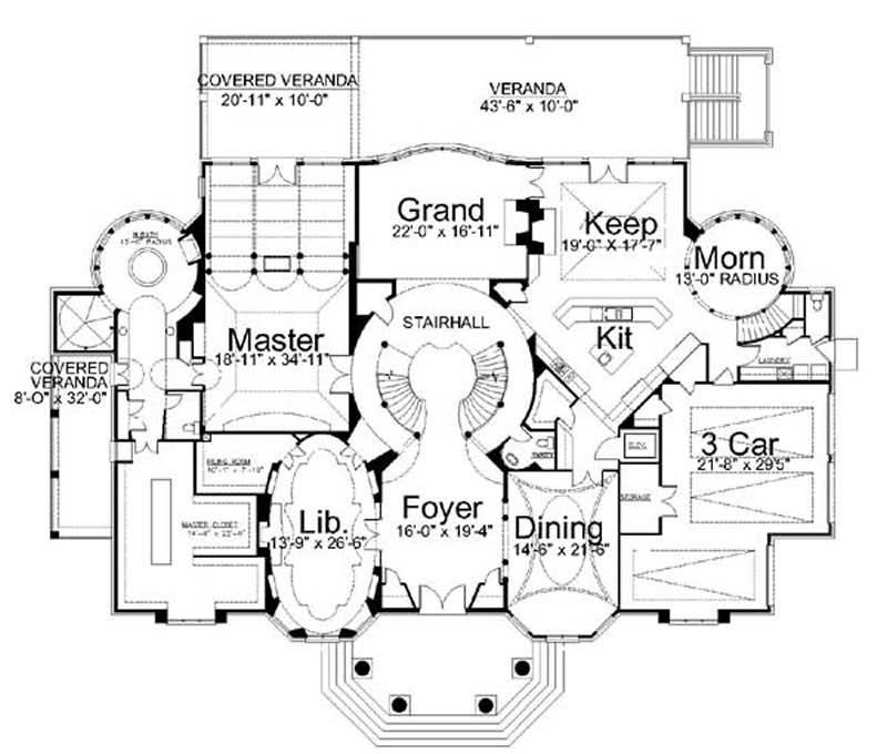 HOME PLAN ASH