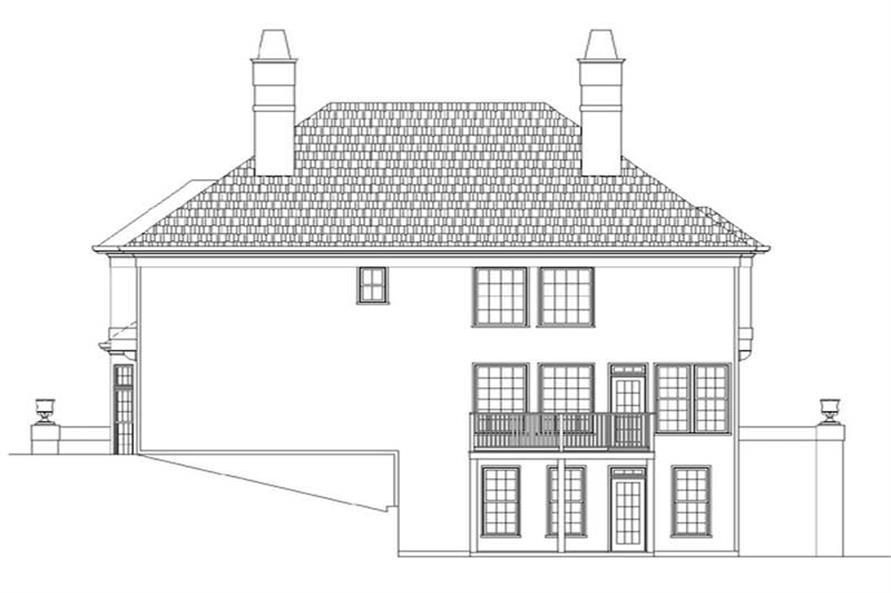 House Plan #106-1265