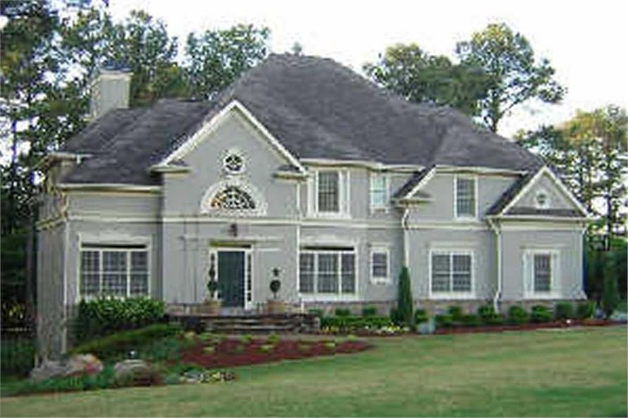 EXTERIOR PHOTO of this 4-Bedroom,2520 Sq Ft Plan -2520