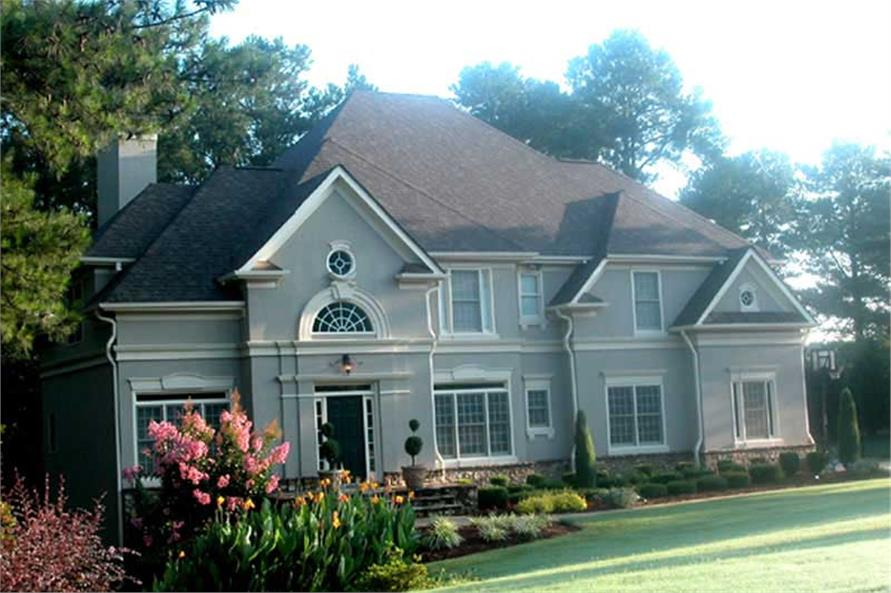 Home Exterior Photograph of this 4-Bedroom,2520 Sq Ft Plan -106-1268